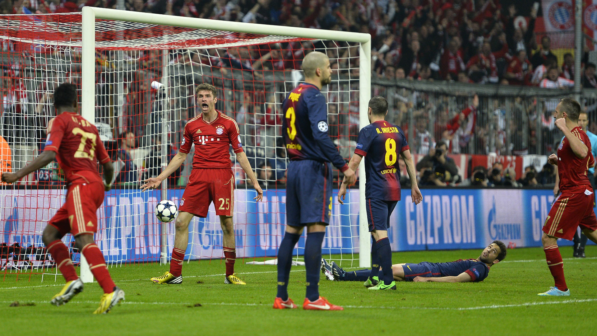 Messi And Barcelona At Lowest Ebb Since Champions League Destruction By Bayern Goal Com