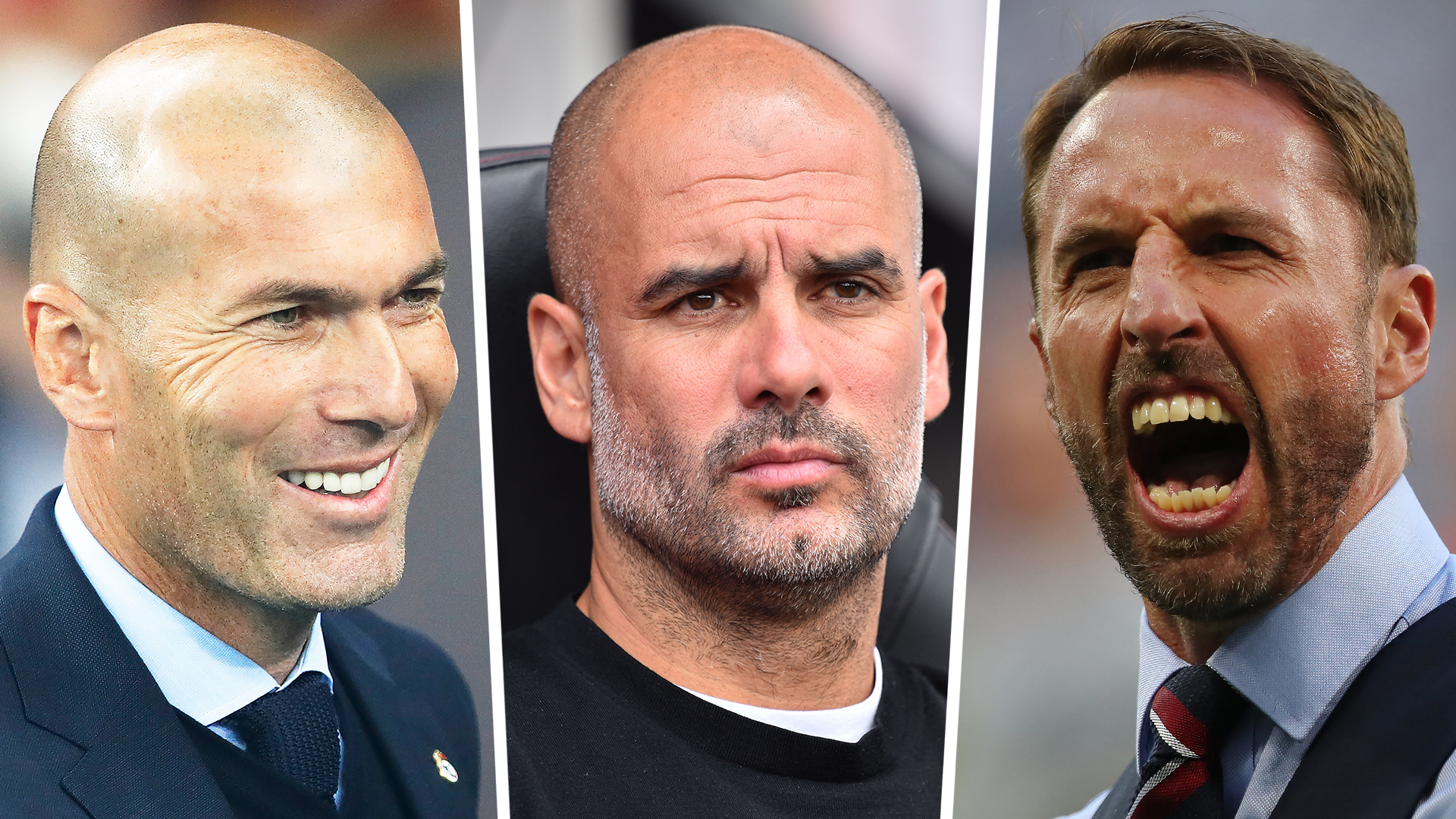 FIFA Coach of the Year nominees GFX