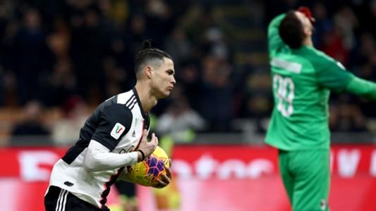 Cristiano Ronaldo laissé au repos contre Brescia   Goal.com