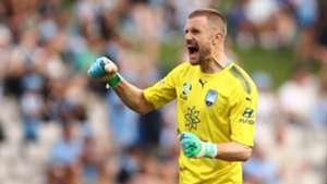 Andrew Redmayne Sydney FC
