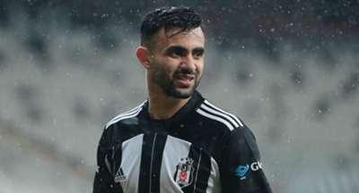 Rachid Ghezzal Besiktas vs. Gaziantep FK 03/06/21