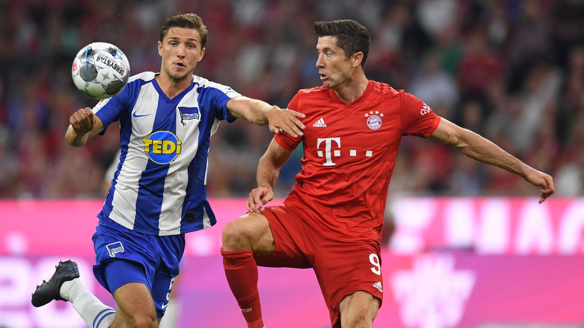 Bayern Hertha Free Tv