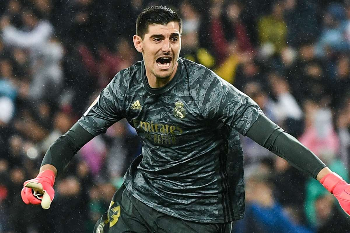 Courtois world's best & will shatter records at Real Madrid' – Belgium boss  talks up Blancos keeper | Goal.com