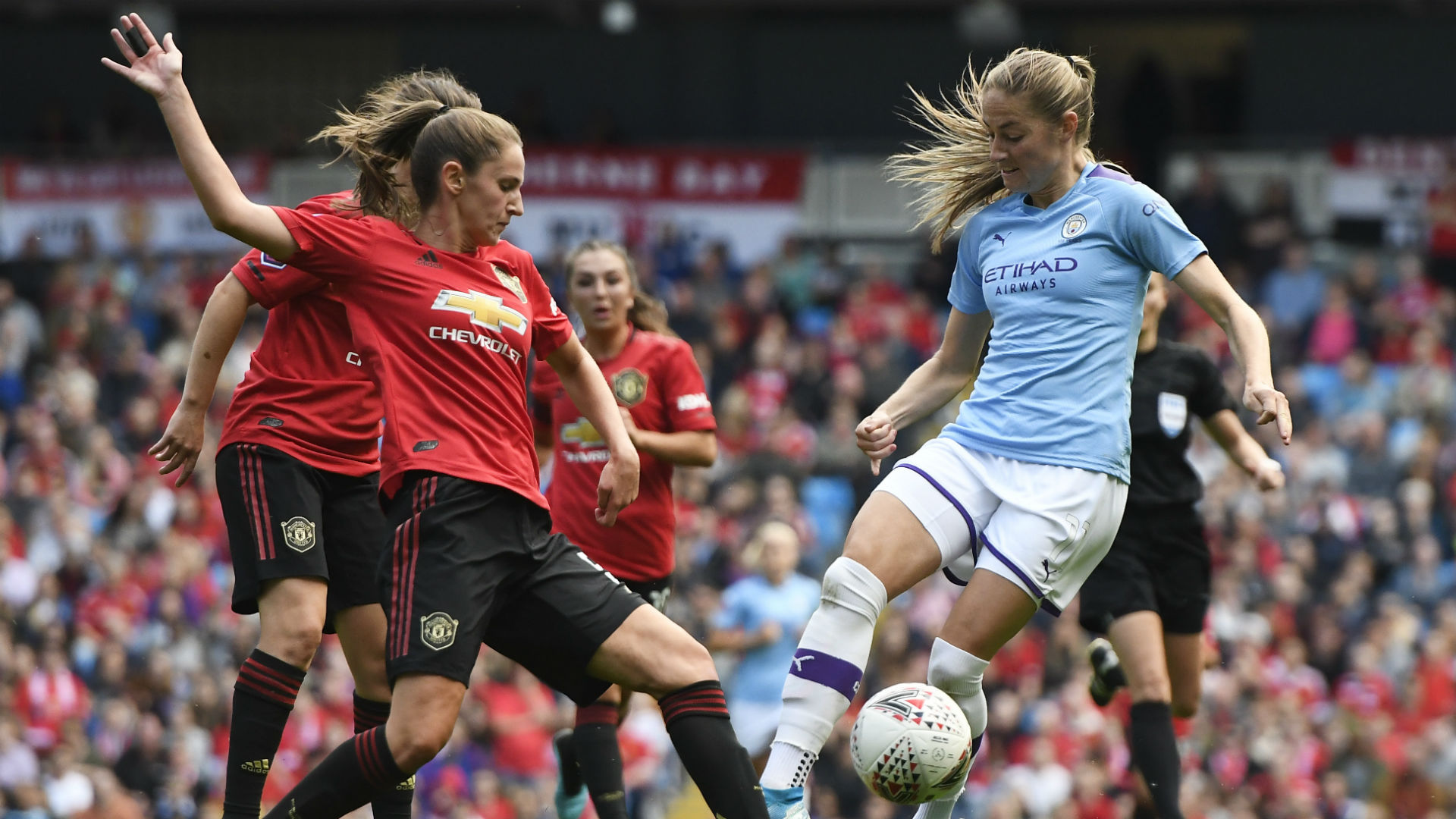Image result for manchester city united women