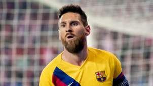 Lionel Messi, Slavia Prague vs Barcelona