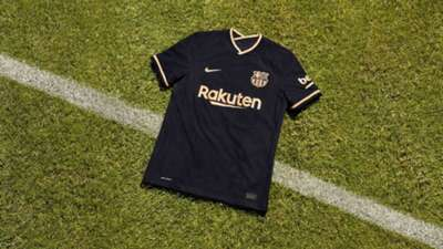 Barcelona Away Kit 2020/21