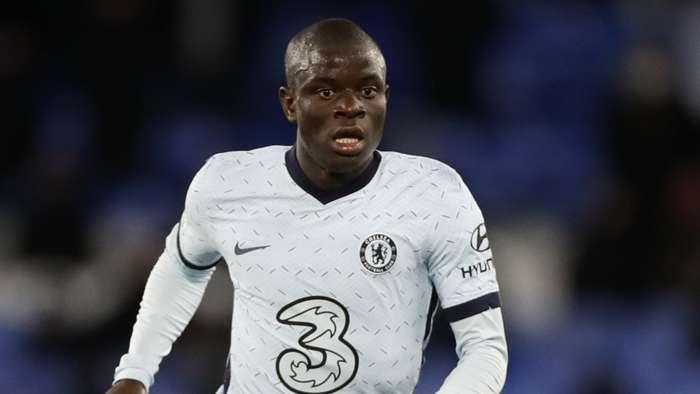 N'Golo Kante, Chelsea, Premier League 2020-21