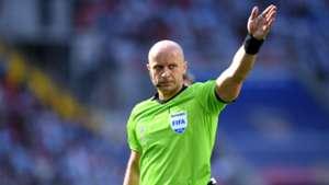 Referee Szymon Marciniak WC 2018
