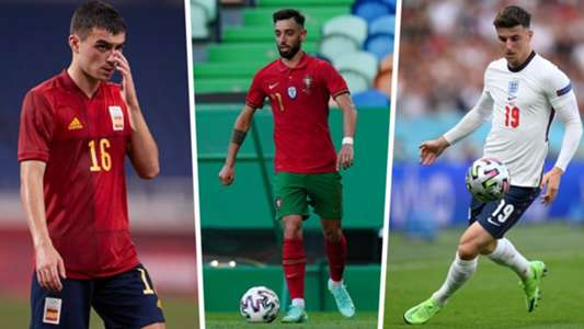 Tokyo 2020: Will Pedri overtake Bruno Fernandes? – Top 10 players with most matches in the 2020-21 season in Europe
