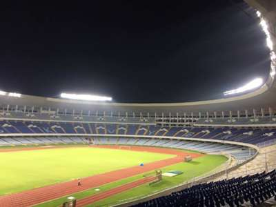 Coronavirus: Kolkata's Salt Lake Stadium converted into COVID-19 Satellite center | Goal.com
