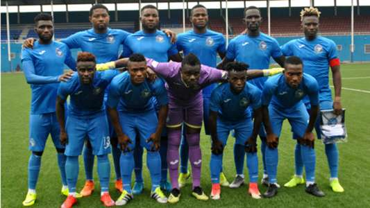 Al-Merrikh 3-0 Enyimba: Saif Terry's hat-trick won over People's Elephant
