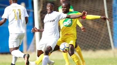 AFC Leopards v Mathare United.