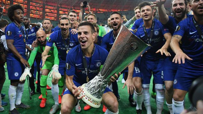 Chelsea Europa League 2018-19