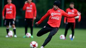 Edson Puch Chile training 160617
