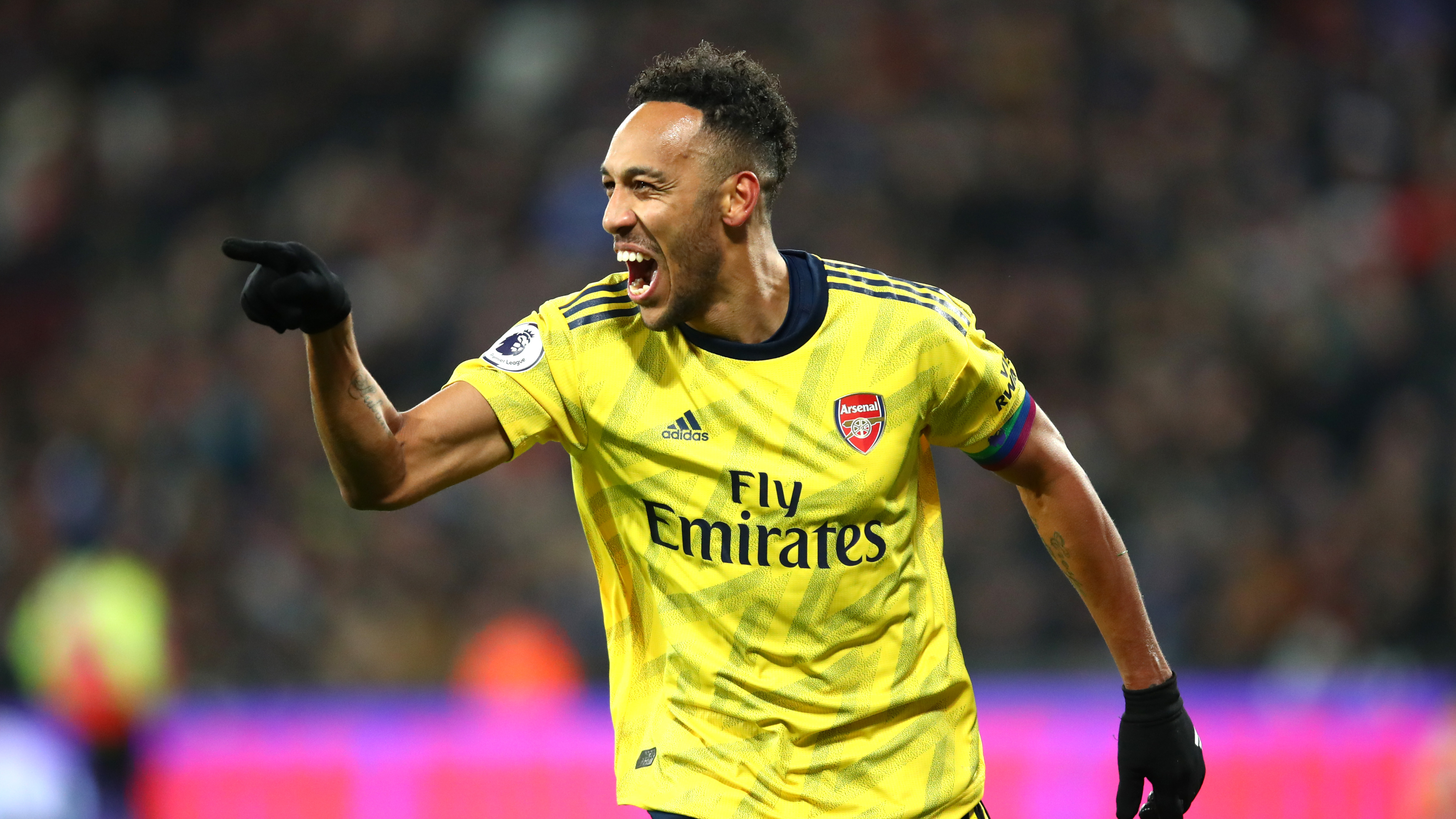 Aubameyang names Brazil great as favourite player...and it's not Ronaldinho