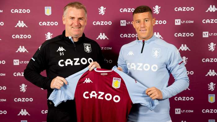 Ross Barkley Aston Villa 2020