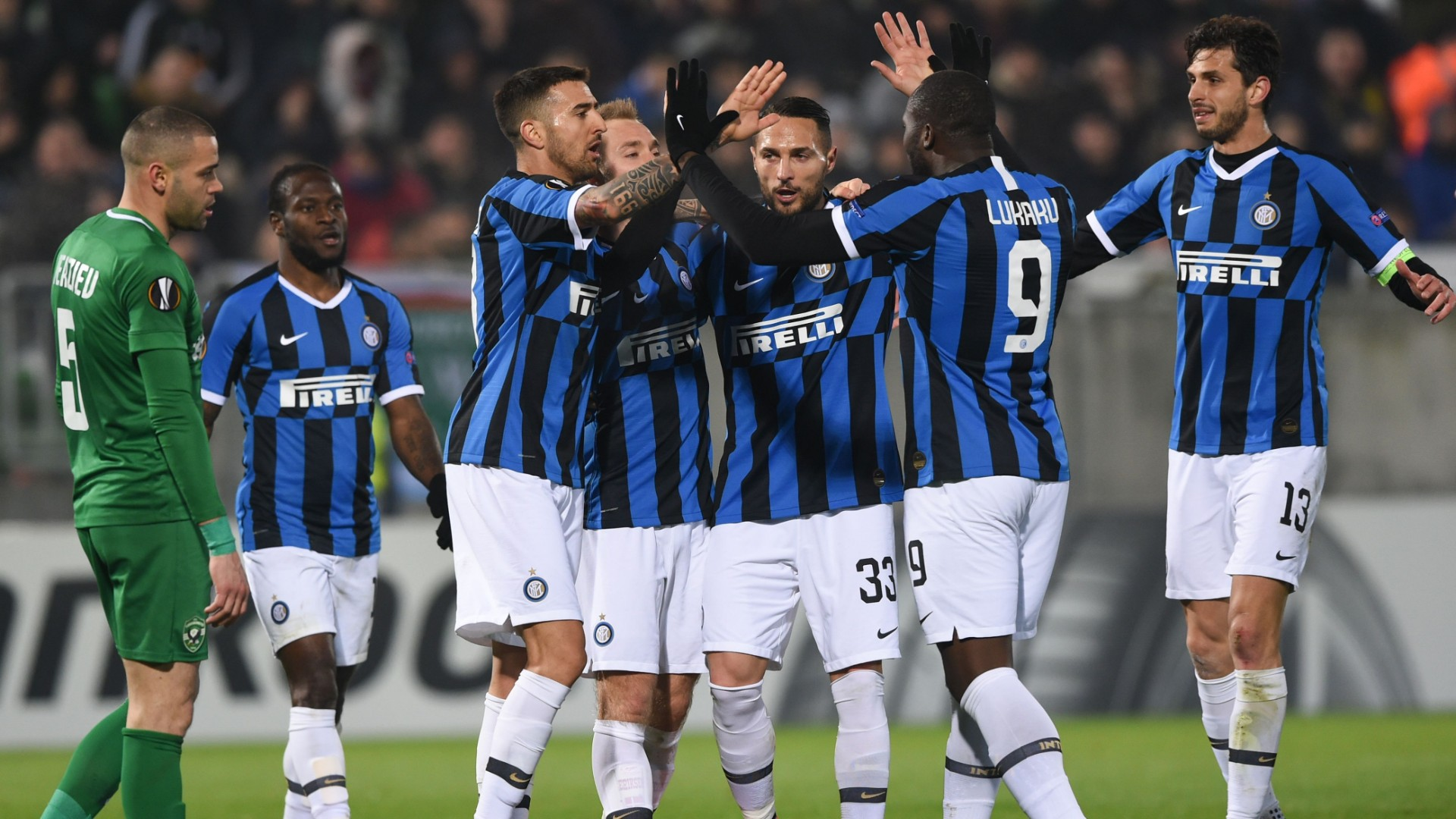 Serie A, Coupe d'Italie, Ligue Europa... Le nouveau calendrier de l'Inter