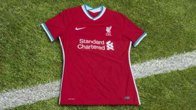 Liverpool Home Kit 2020-21