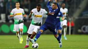 Omar Mascarell Schalke 04 Gladbach