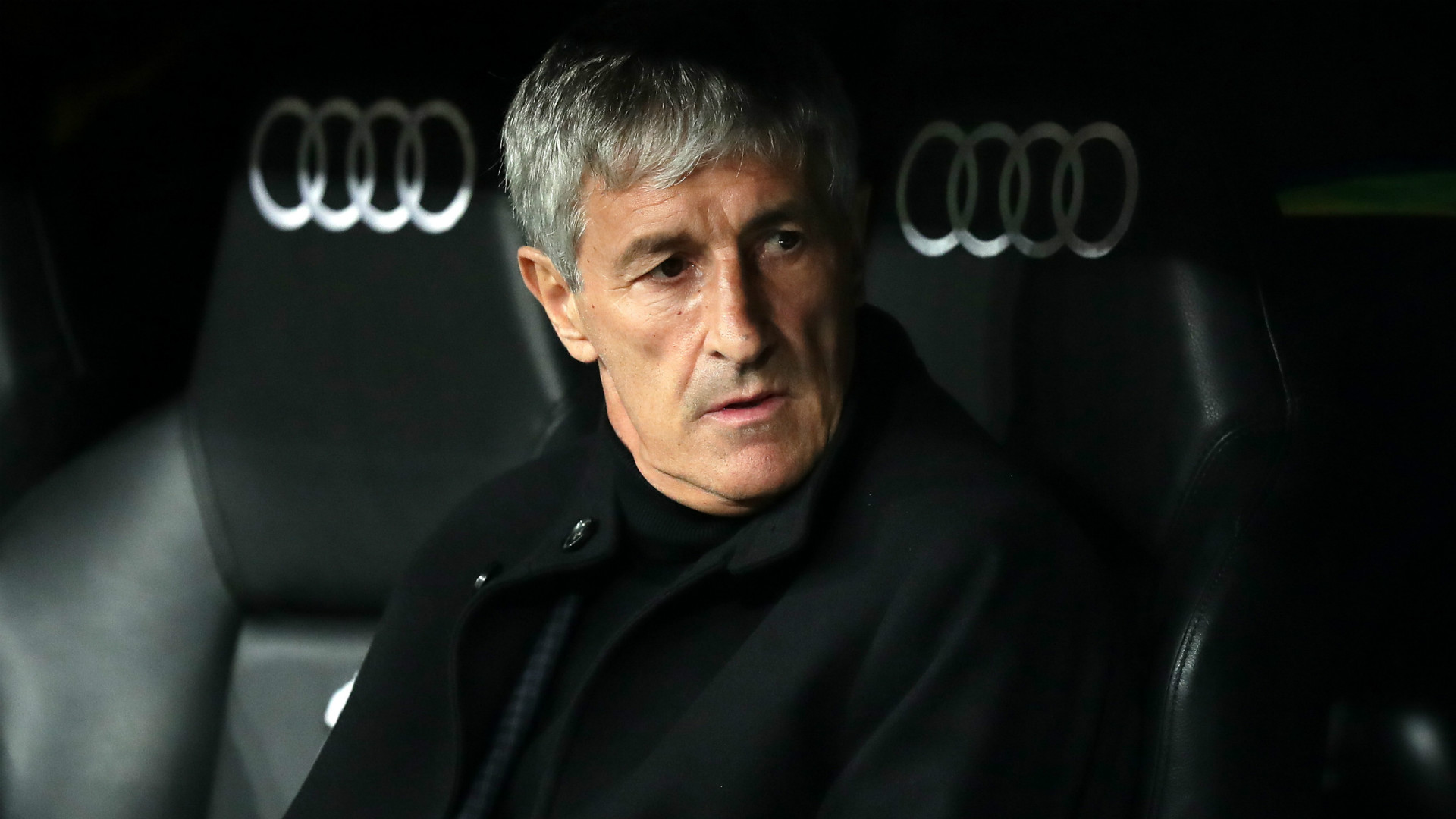Setien was about to coach in Egypt when Barcelona approached him