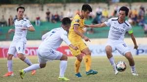 Hoang Van Binh Song Lam Nghe An - SLNA vs HAGL Round 13 V.League 2019