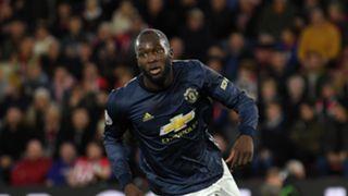 Romelu Lukaku Manchester United 01122018
