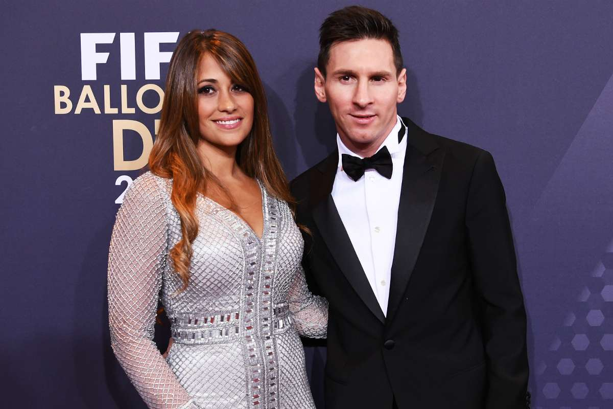 Who Is Antonella Roccuzzo Everything You Need To Know About Lionel Messi S Girlfriend Future Wife Goal Com