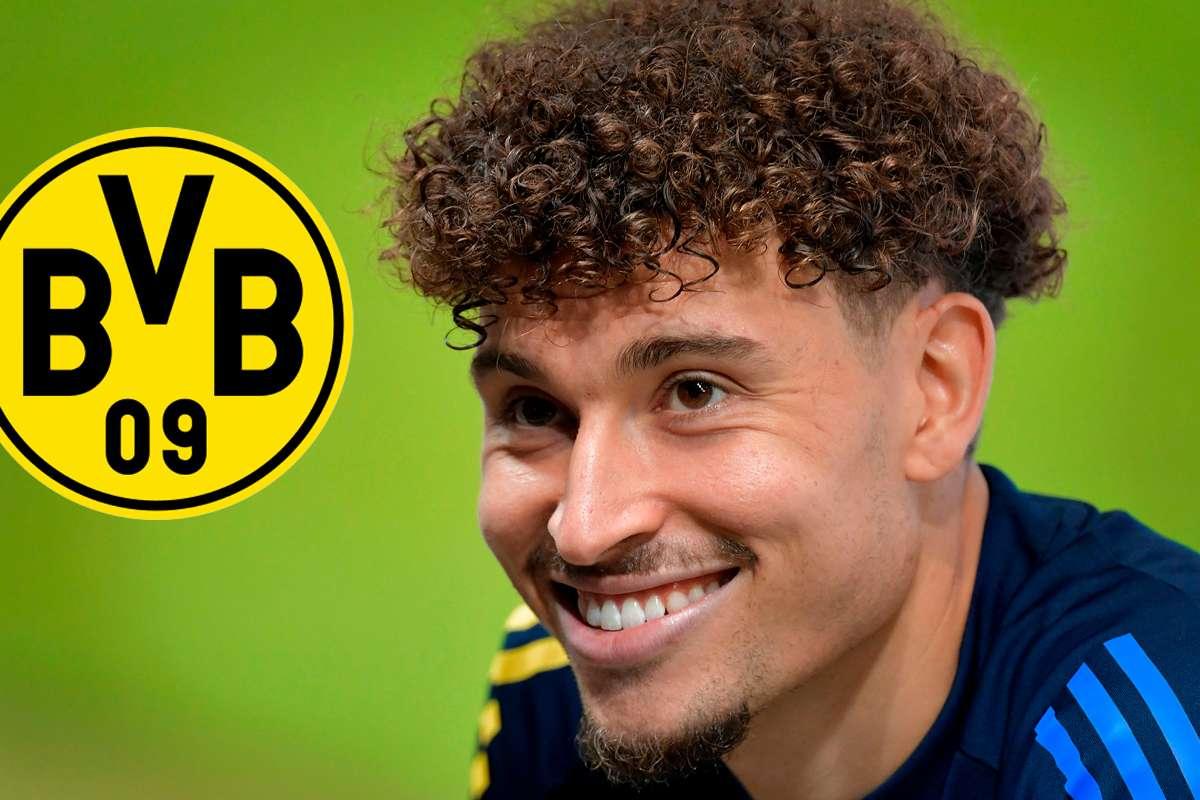 Jordan Larsson Borussia Dortmund