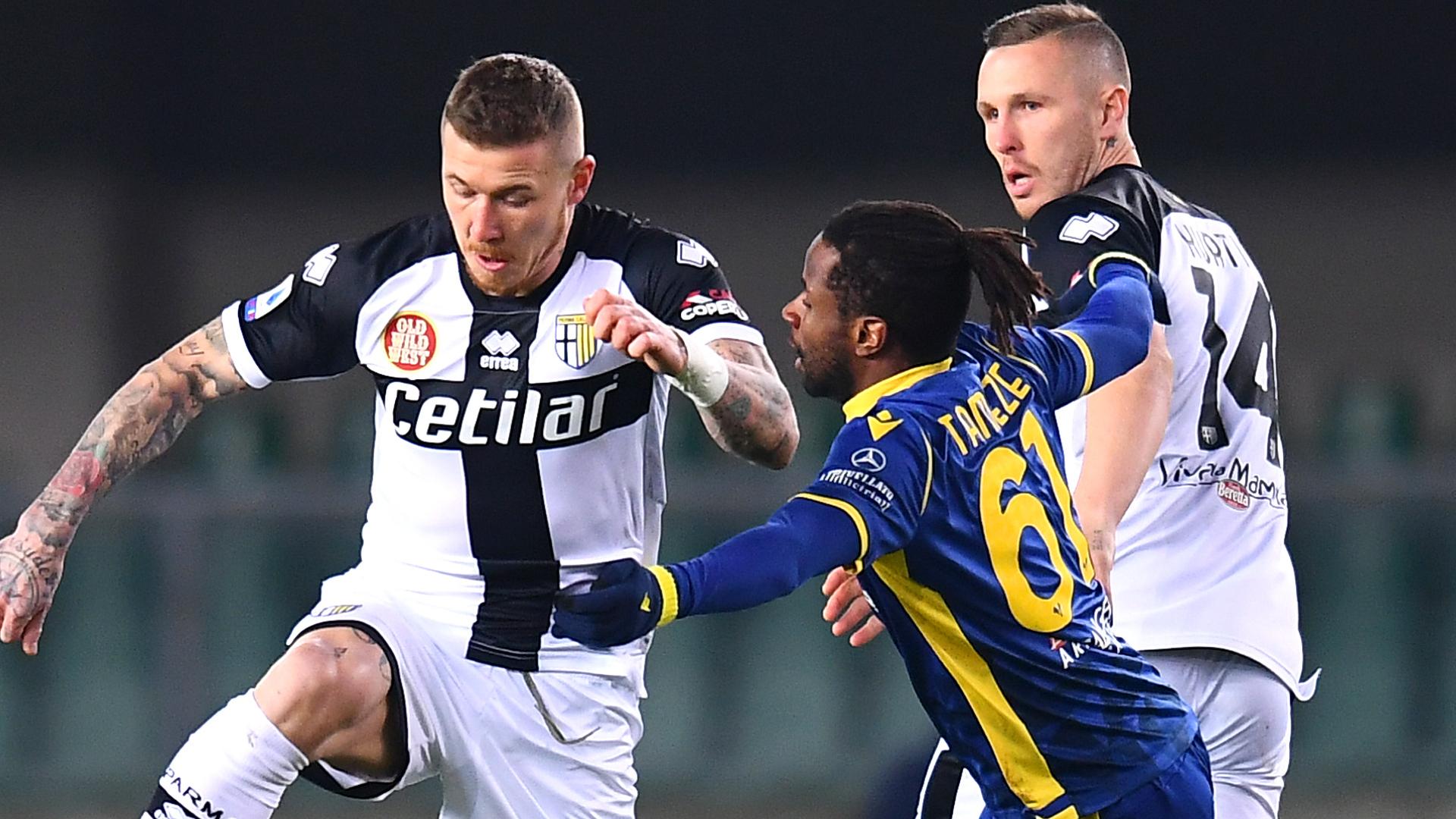 Laporan Pertandingan: Hellas Verona 2-1 Parma | Goal.com