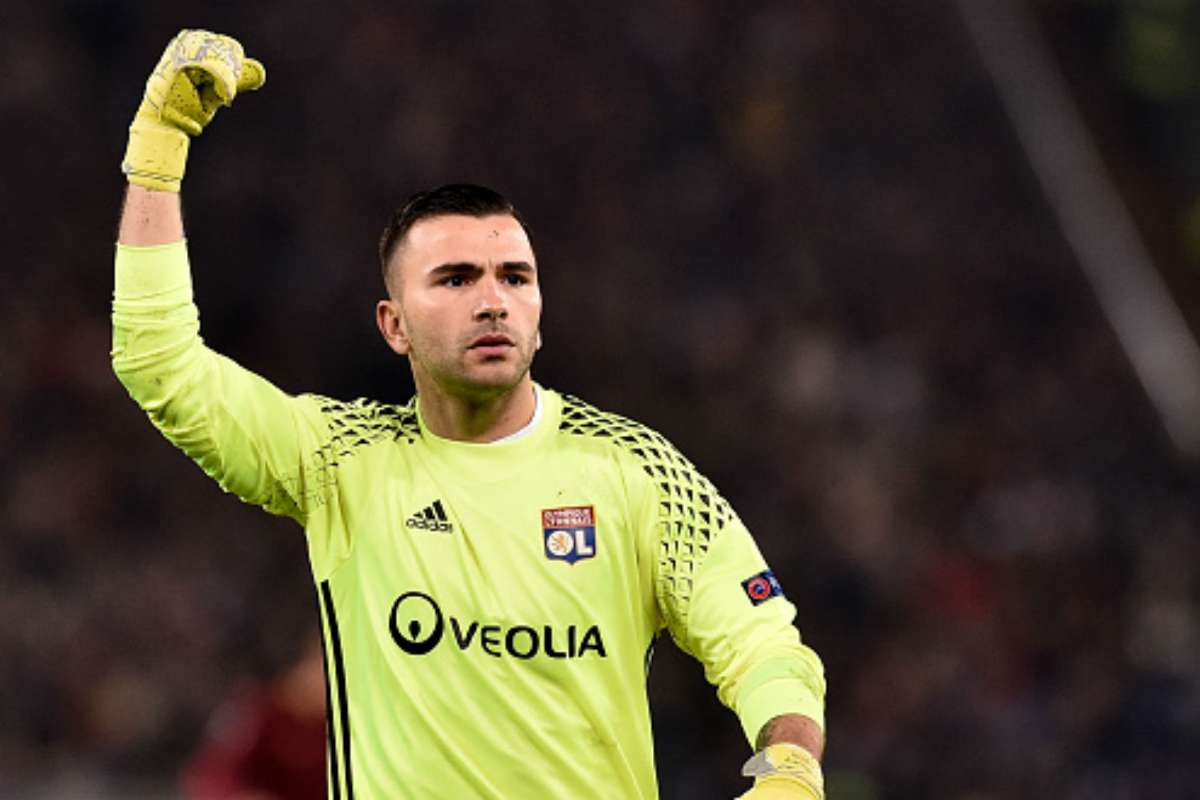 Anthony Lopes - Portugal's new first choice keeper