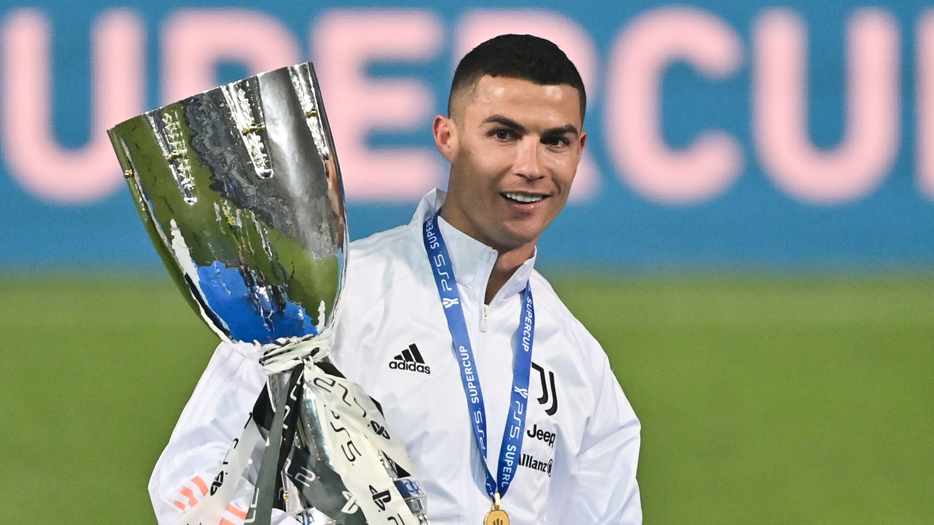 Ronaldo not the best in the world; Lukaku more complete now – George Weah
