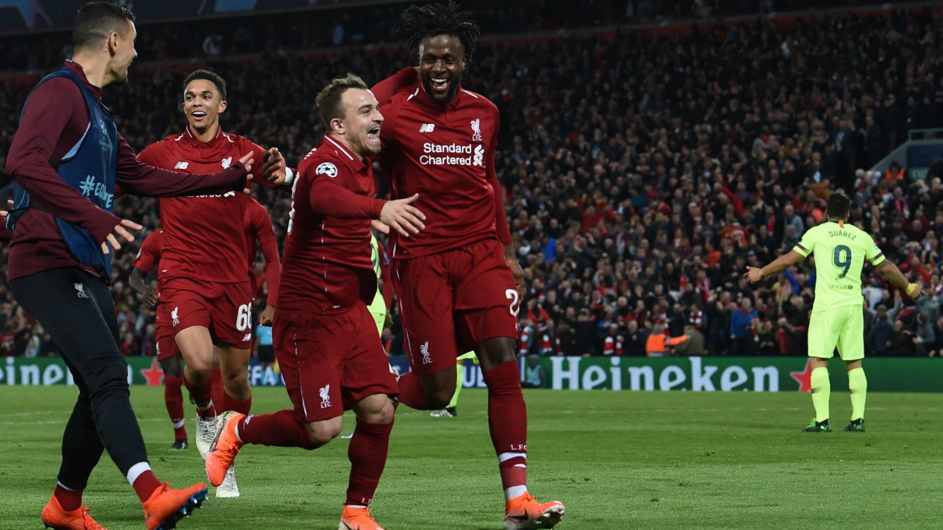 Xherdan Shaqiri Divock Origi Und Co Diese Spieler Sollen Den Fc Liverpool Wohl Verlassen Goal Com