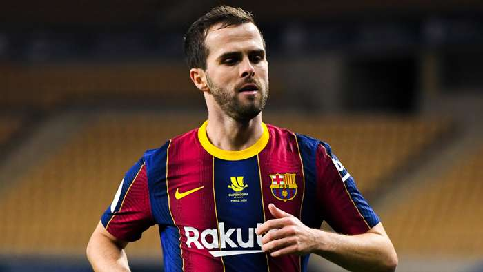 Miralem Pjanic Barcelona 2020-21