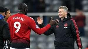 Romelu Lukaku Ole Gunna Solskjaer Manchester United 2018-19