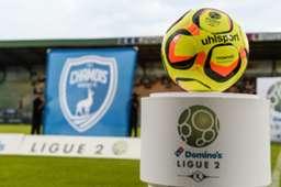 Niort illustration Ligue 2