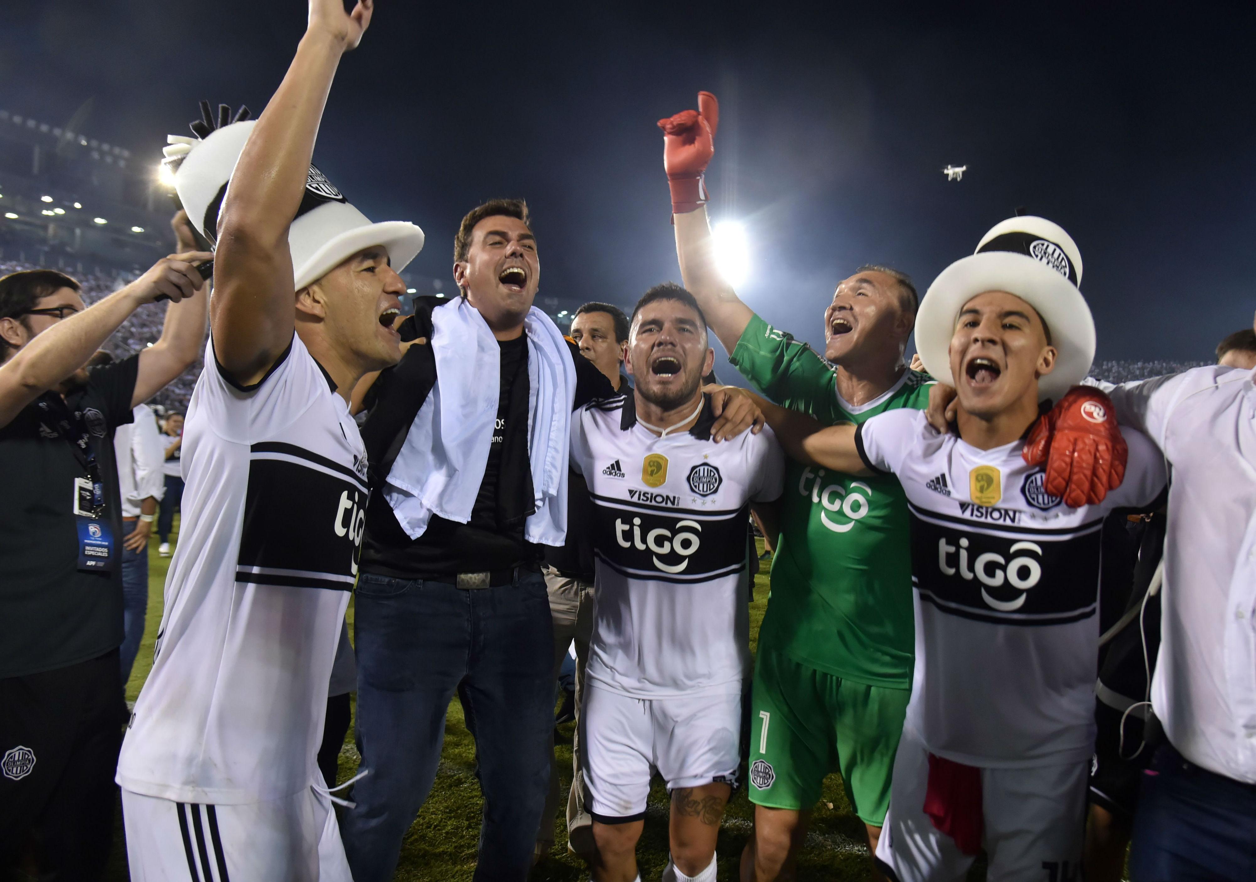 Olimpia (Paraguay) 05-12-18