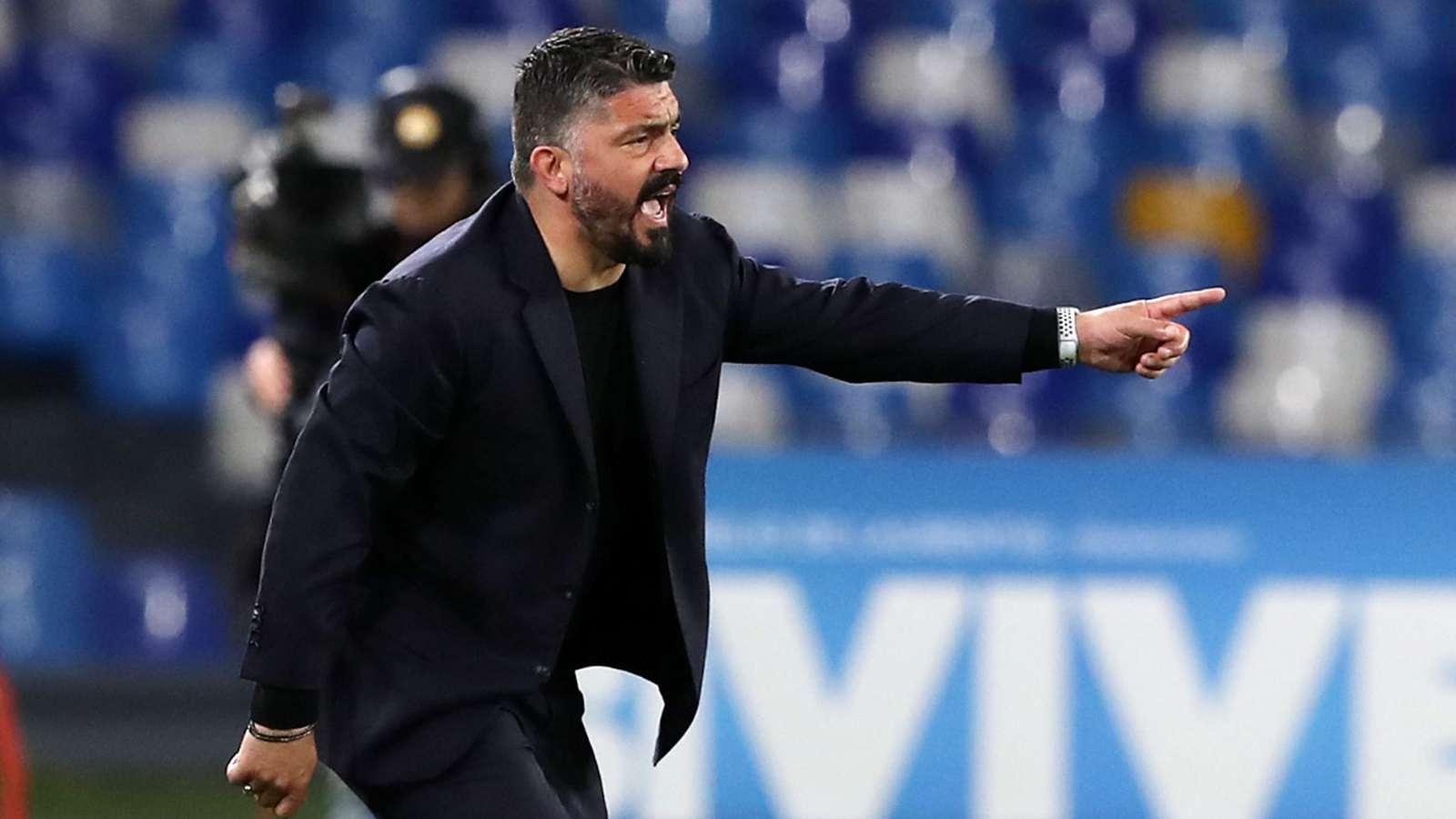 Gennaro Gattuso Torino Napoli Serie A