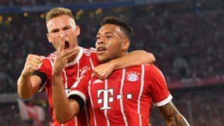 Tolisso Joshua Kimmich Bayern Munich