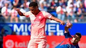 Jean-Clair Todibo David Ferreiro Huesca Barcelona LaLiga 13042019