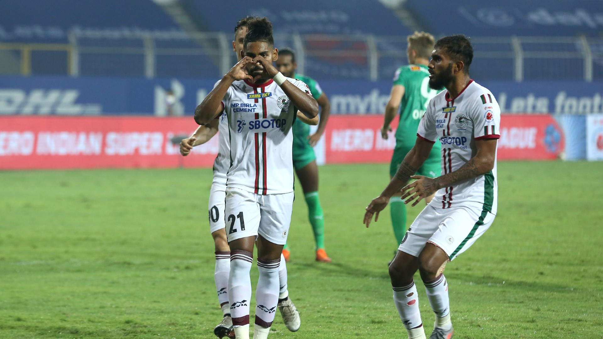 Marcelinho sets perfectly in ATK Mohun Bagan's attack as league stage title race hots up