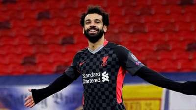 Mohamed Salah Liverpool 2021-02-16
