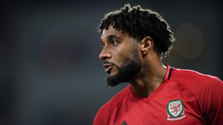 Ashley Williams Wales 2018