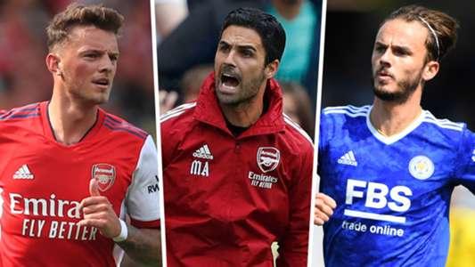 Maddison to Arsenal? Why Arteta's 'unprecedented' squad overhaul has stalled | Goal.com