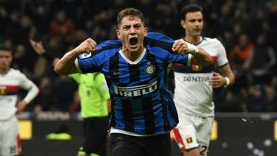 Inter Genoa Sebastiano Esposito