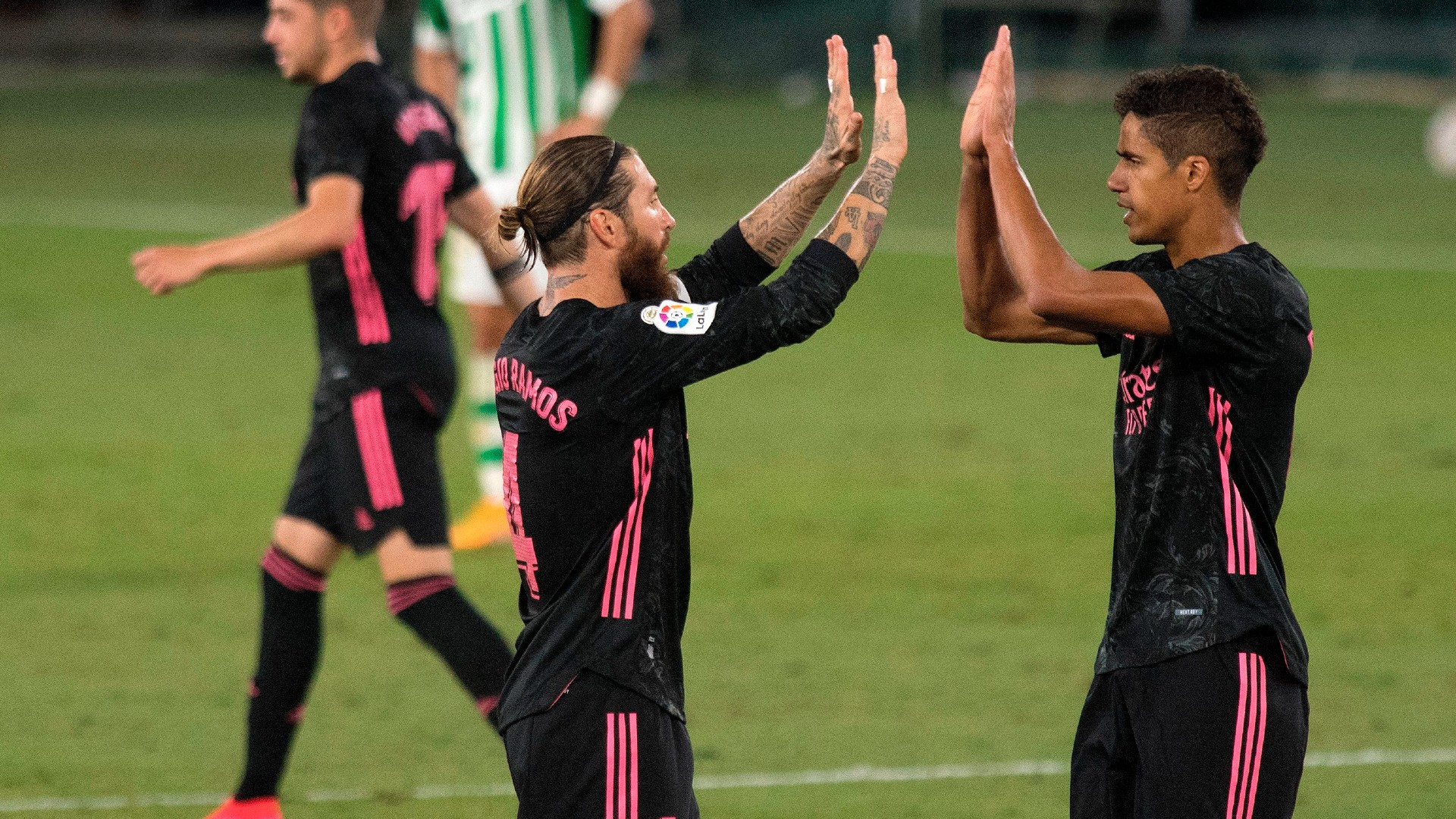 'A new chapter begins' - Varane bids farewell to Real Madrid as Ramos predicts 'exciting' Man Utd future