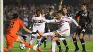 Cassio Diego Souza Sao Paulo Corinthians Brasileirao Serie A 21072018