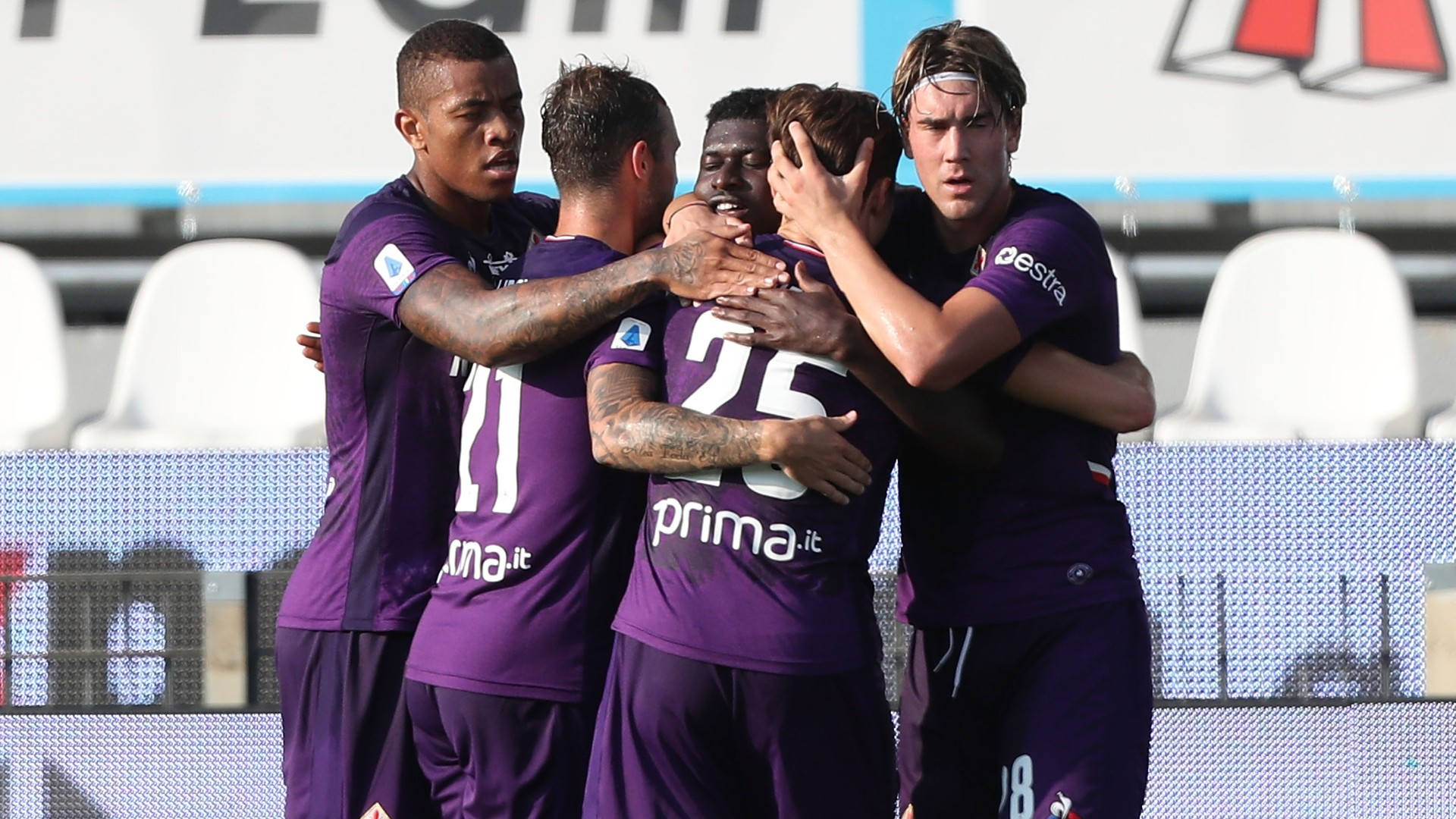 Fiorentina's Duncan and Kouame end Serie A campaign with a bang