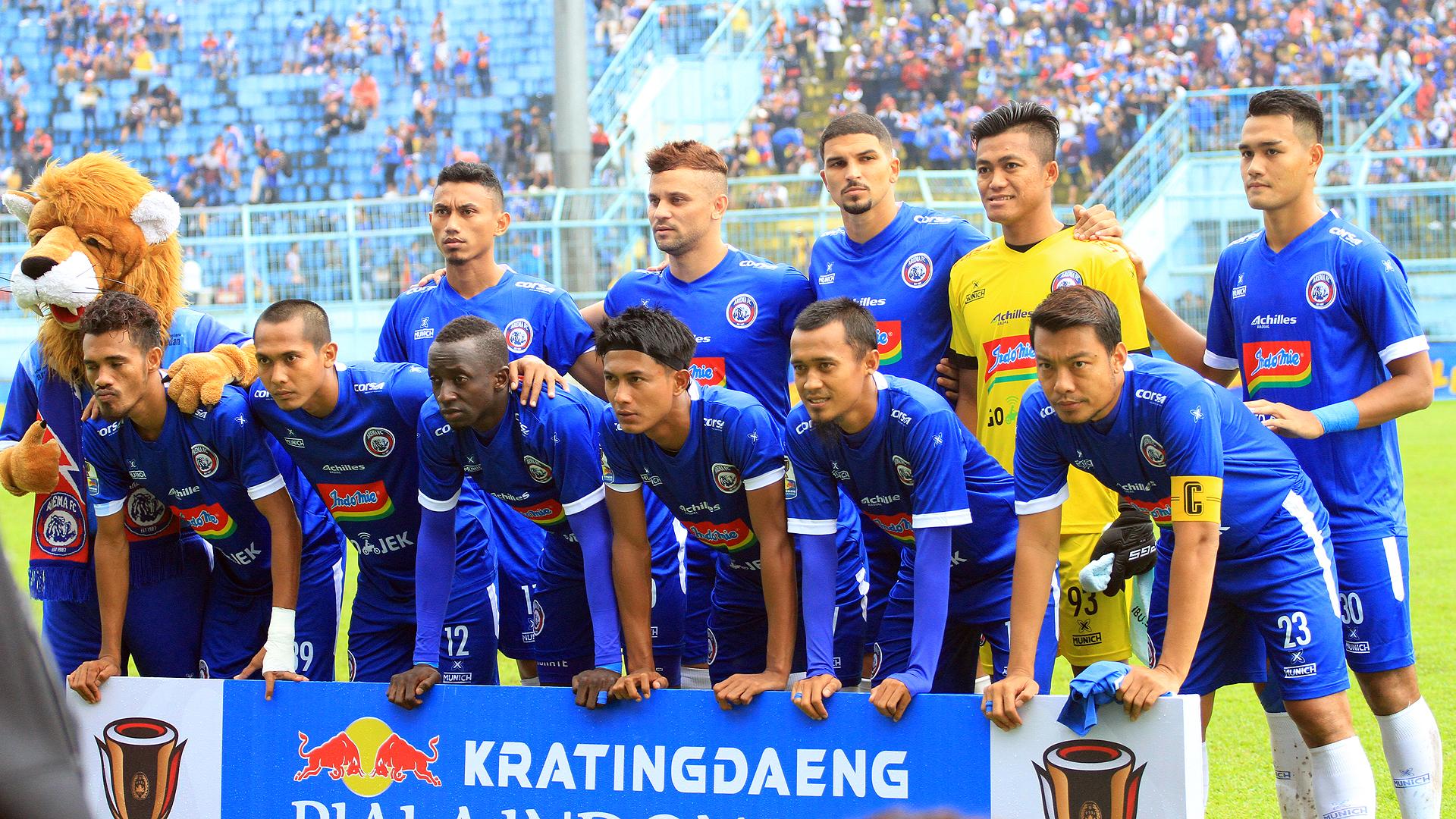 Kunjungi Malang Panglima TNI Silaturahmi Dengan Arema FC