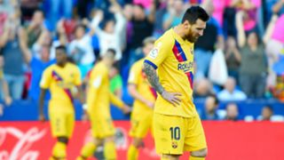 Lionel Messi Levante v Barcelona 11022019