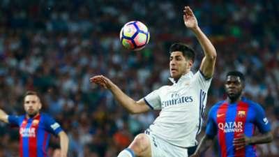 Marco Asensio Real Madrid Barcelona